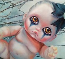 Baby Woogie  by OutsiderArtist