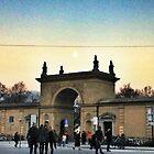 Wonderful Hofgarten Munich  by Liffey14
