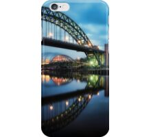 he Tyne Bridge and The Sage iPhone Case/Skin