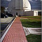 Canberra Observatory by Wolf Sverak
