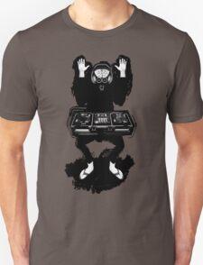 ALIEN DJ T-SHIRT Unisex T-Shirt