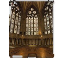 The Chapter House iPad Case/Skin