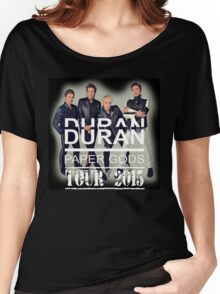 Duran Duran Paper Gods Tour 2015 Women's Relaxed Fit T-Shirt