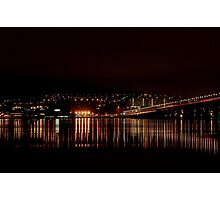 Refections 2 - Dundee, Scotland Photographic Print