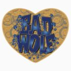 Love The Bad Wolf (Light colours) by Zort70