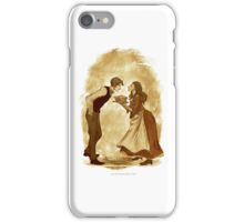 Doctor Who - Bowties and Souffles iPhone Case/Skin