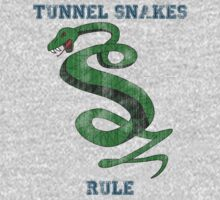 Tunnel Snakes Rule by Koolkati3
