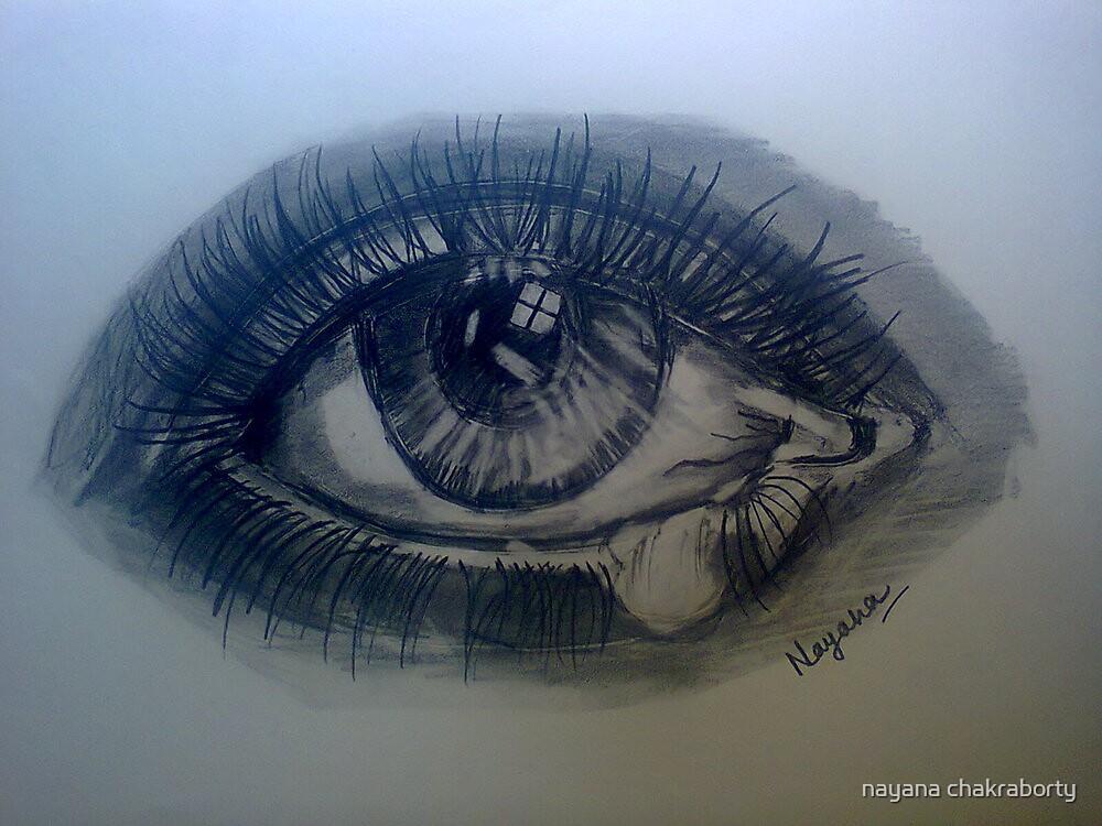 Precious Eyes by nayana chakraborty