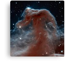 The Horsehead Nebula, constellation Orion, space, astronomy Canvas Print