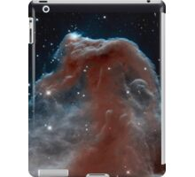 The Horsehead Nebula, constellation Orion, space, astronomy iPad Case/Skin