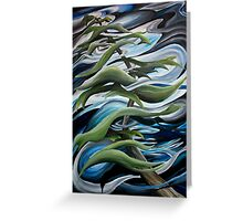 Zephyr Greeting Card
