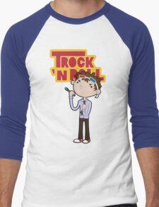 Trock 'N Roll Men's Baseball ¾ T-Shirt