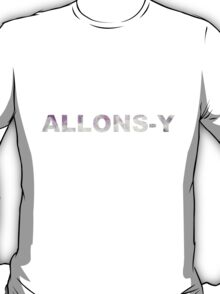 ALLONS-Y! T-Shirt