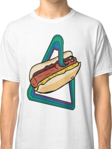 Powerful Hotdog Classic T-Shirt