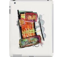 Compartmentailzation. iPad Case/Skin