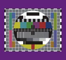 TV Test Pattern by r3ddi70r