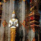 Silver Buddha by Duane Bigsby