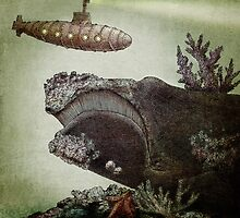 Leviathan (colour option) by Eric Fan