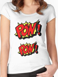 POW Women's Fitted Scoop T-Shirt