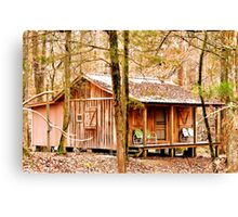 Tennessee Cabin Canvas Print