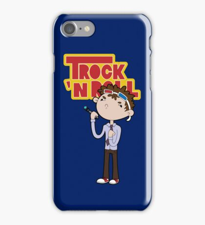 Trock 'N Roll iPhone Case/Skin