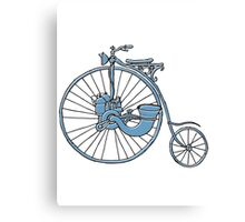 Steam Punk Penny Farthing Canvas Print