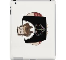 Don't judge a book by its cover. iPad Case/Skin