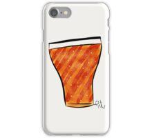 Pint. iPhone Case/Skin