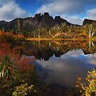 Memories of Geryon - Labyrinth Tasmania by Mark Shean