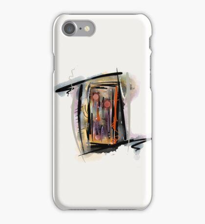 Read Between the Lines. iPhone Case/Skin