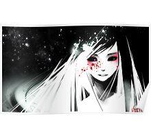 Anime Girl Poster