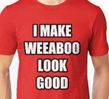 'I Make Weeaboo Look Good' Shirt Unisex T-Shirt