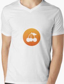 Summertime: Fruit 2 Mens V-Neck T-Shirt