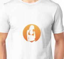 Summertime: Girl 2 Unisex T-Shirt