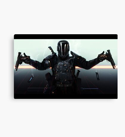 Is that all you got? Canvas Print