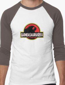 Guineasaurusrex Men's Baseball ¾ T-Shirt