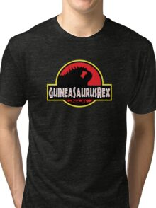 Guineasaurusrex Tri-blend T-Shirt
