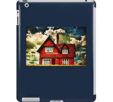 There's A Red House iPad Case/Skin