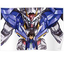 Gundam 00 Poster