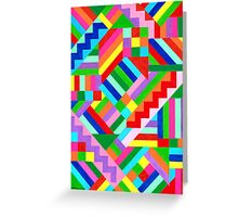 COLOR WORLD Greeting Card