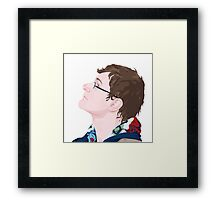 My Muse (12 of 16) Framed Print