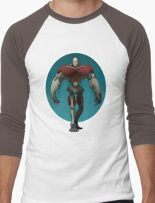 Cyborg Men's Baseball ¾ T-Shirt
