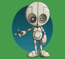 Robo-boy Baby Tee