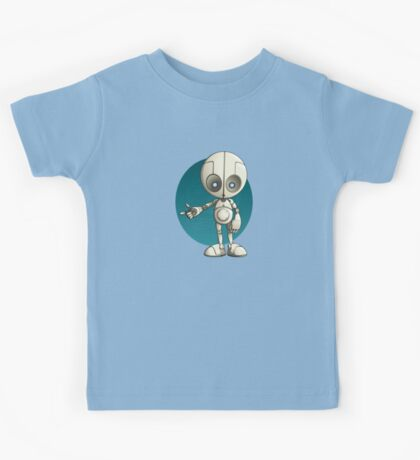 Robo-boy Kids Tee