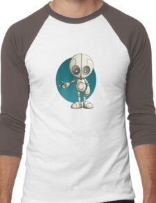 Robo-boy Men's Baseball ¾ T-Shirt