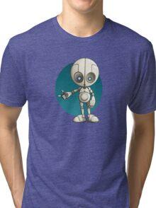 Robo-boy Tri-blend T-Shirt