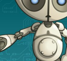 Robo-boy Sticker