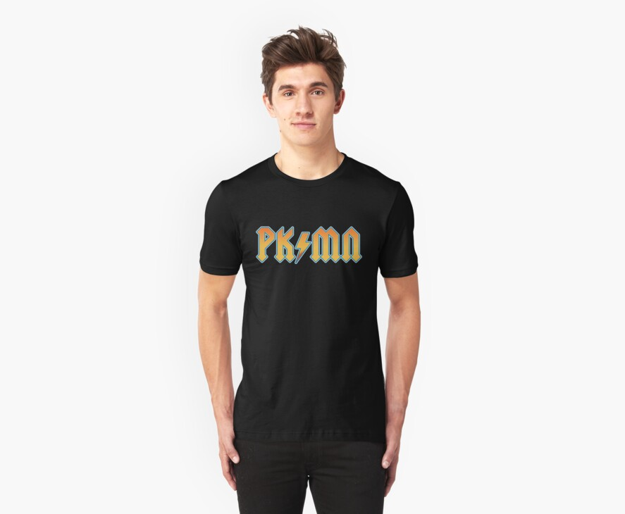 PKMN - Thunderstruck by pinteezy