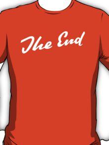 Sherlock Elementary - The End T-Shirt