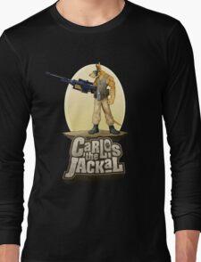 Carlos the Jackal Long Sleeve T-Shirt